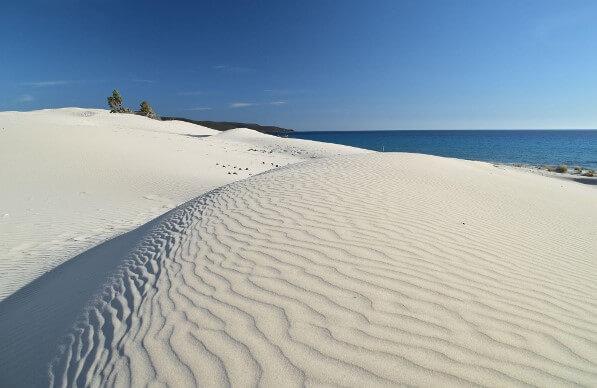 Le Dune, Sardinien