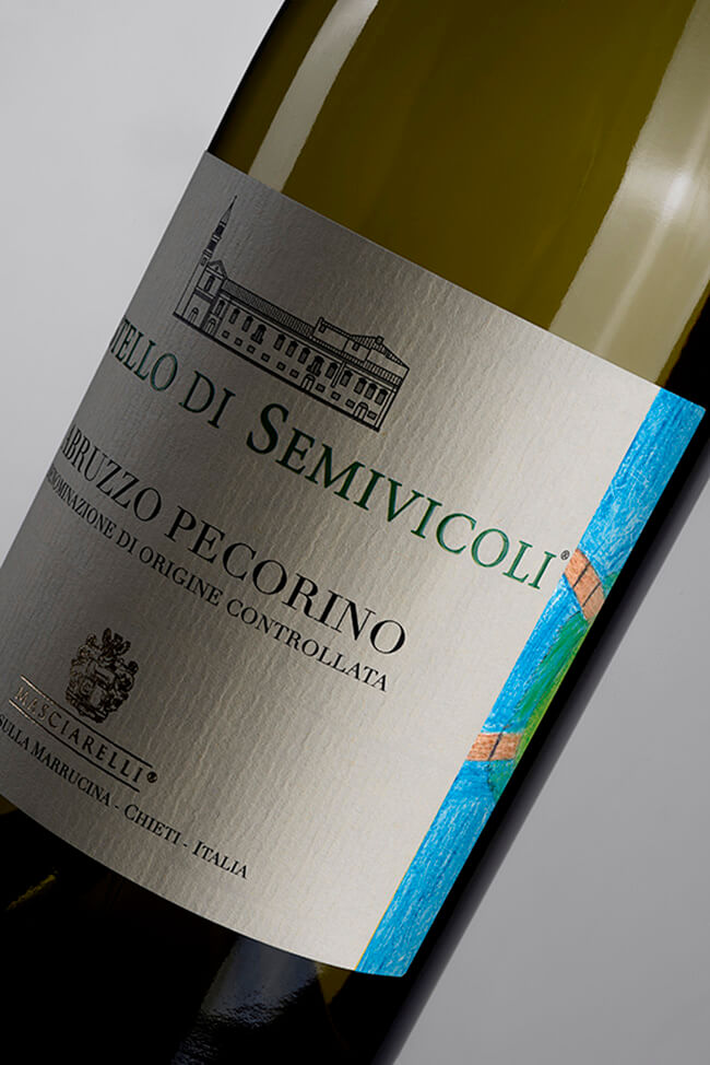 Masciarelli Winery Pecorino DOC Castello di Semivicoli 2020