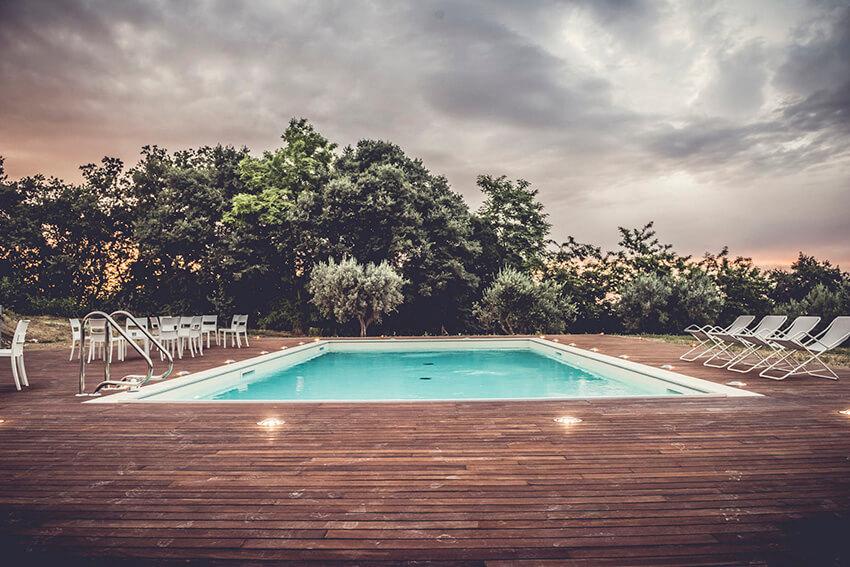 Masciarelli Winery Pool